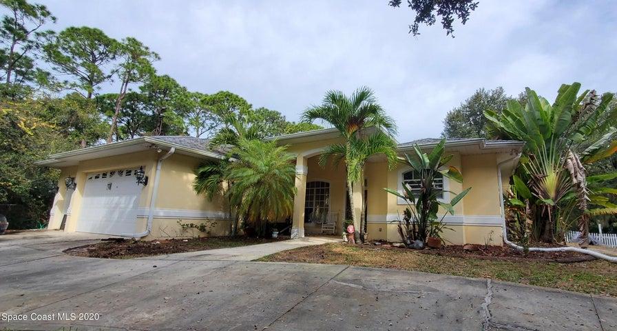 6055 Treehouse Lane, Merritt Island, FL 32953