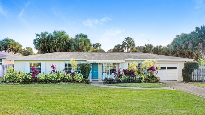 251 Miami Avenue, Indialantic, FL 32903