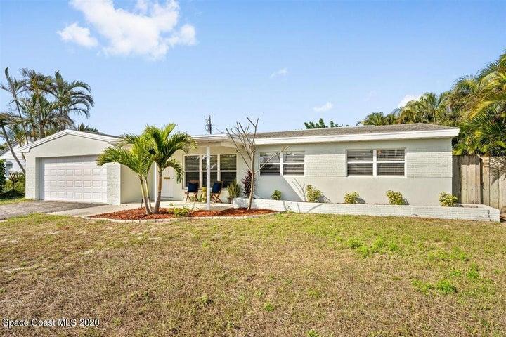 180 Harwood Avenue, Satellite Beach, FL 32937