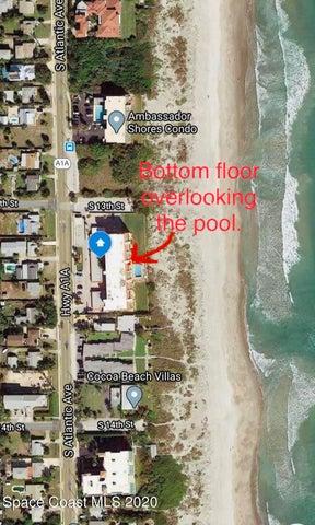 1305 S Atlantic Avenue, 150, Cocoa Beach, FL 32931