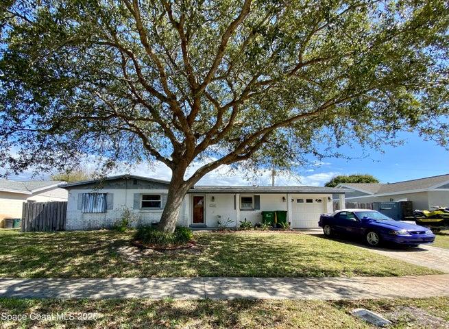 1150 Molaki Drive, Merritt Island, FL 32953
