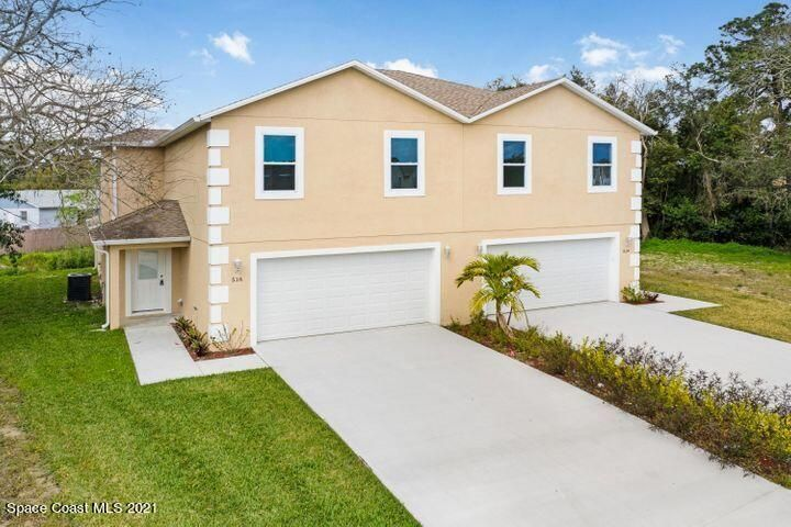 516 L M Davey Lane, Titusville, FL 32780
