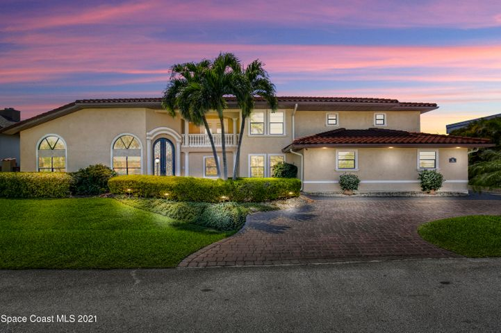 762 Loggerhead Island Drive, Satellite Beach, FL 32937