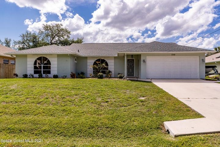 190 Abeto Terrace, Sebastian, FL 32958