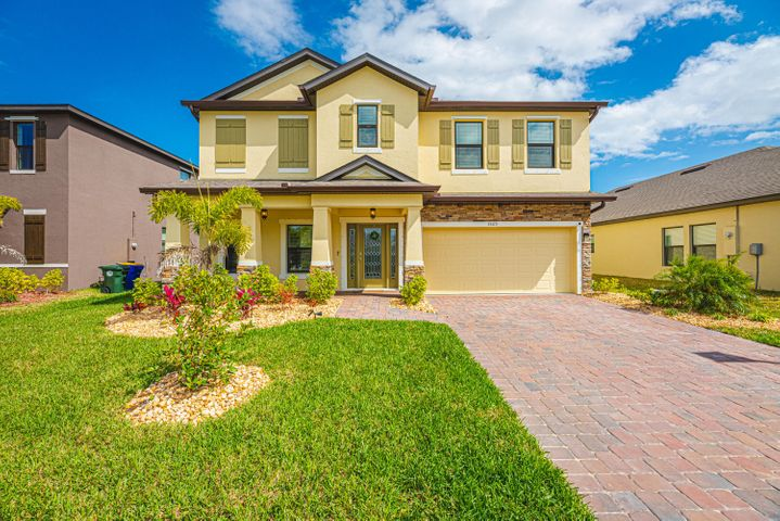 3569 Whimsical Circle, Rockledge, FL 32955