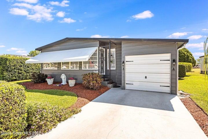 548 Ruth Circle, Melbourne, FL 32904