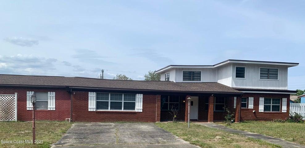 2110 Logan Drive, Titusville, FL 32780