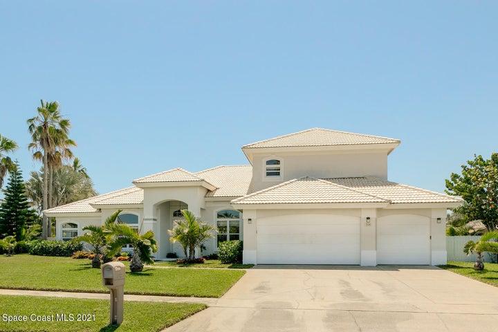205 Birch Avenue, Melbourne Beach, FL 32951