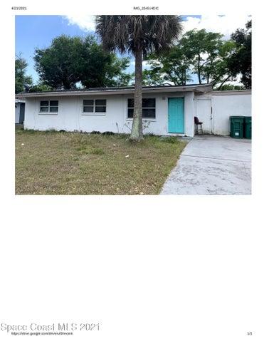 1045 W Hillcrest Drive, Cocoa, FL 32922