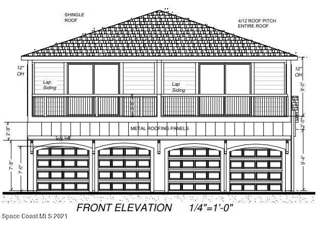 306 Fillmore Avenue, Cape Canaveral, FL 32920