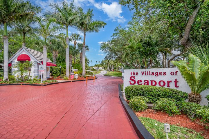 Villages of Seaport Gated Oceanfront Community