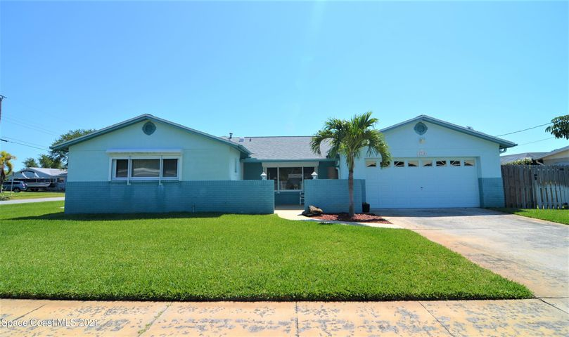 1210 Montego Bay Drive N, Merritt Island, FL 32953