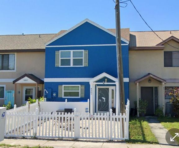 8309 Rosalind Avenue, Cape Canaveral, FL 32920