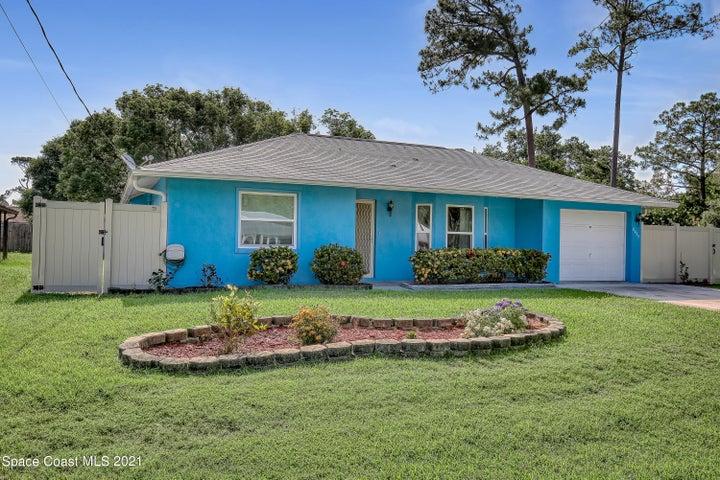6455 Gillette Avenue, Cocoa, FL 32927