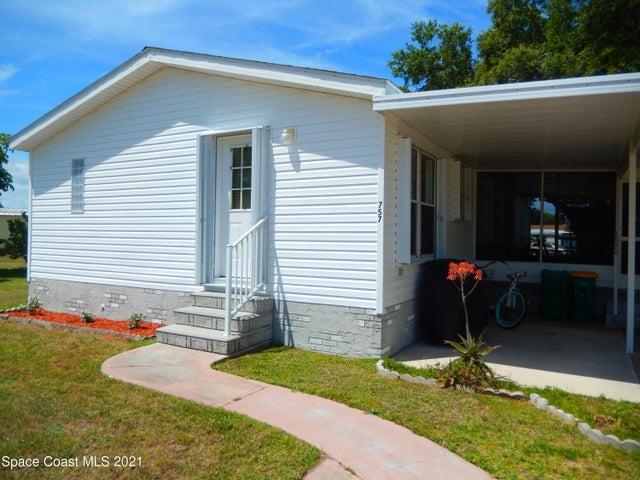 757 Pinewood Boulevard, Sebastian, FL 32976