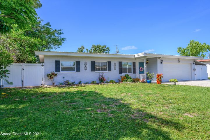255 Willow Avenue, Merritt Island, FL 32953