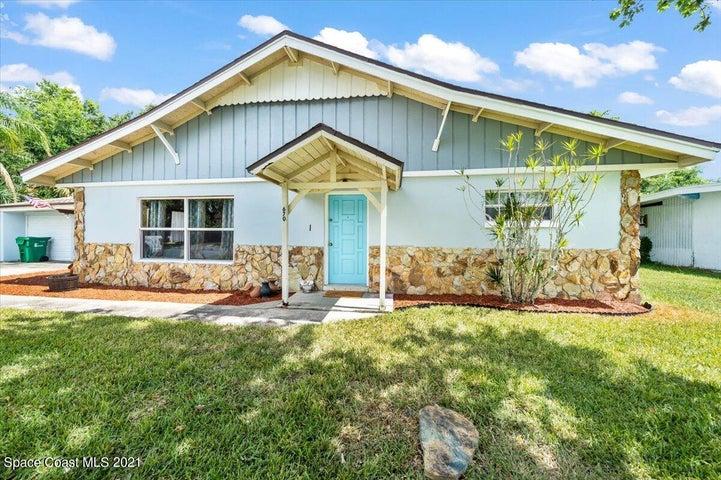 670 Timuquana Drive, Merritt Island, FL 32953