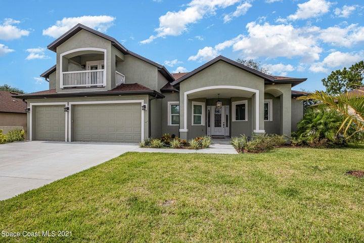 3679 Ventnor Drive, Titusville, FL 32796