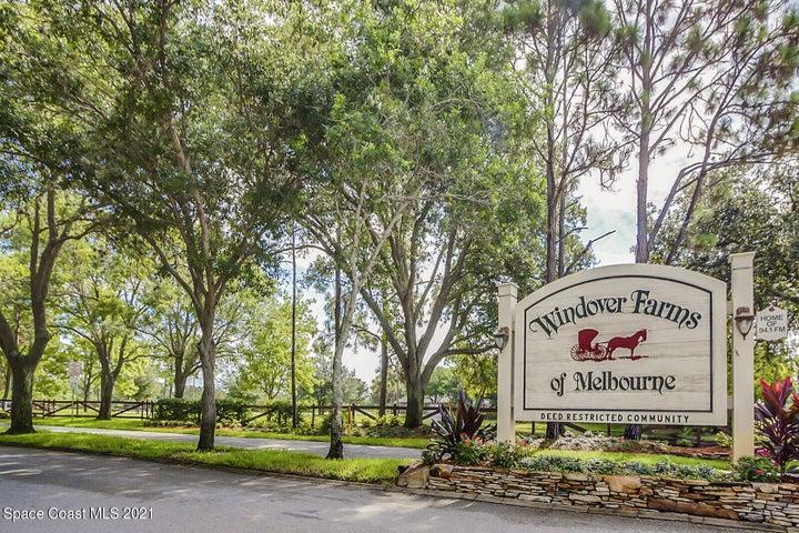4220 Sparrow Hawk Road, Melbourne, FL 32934