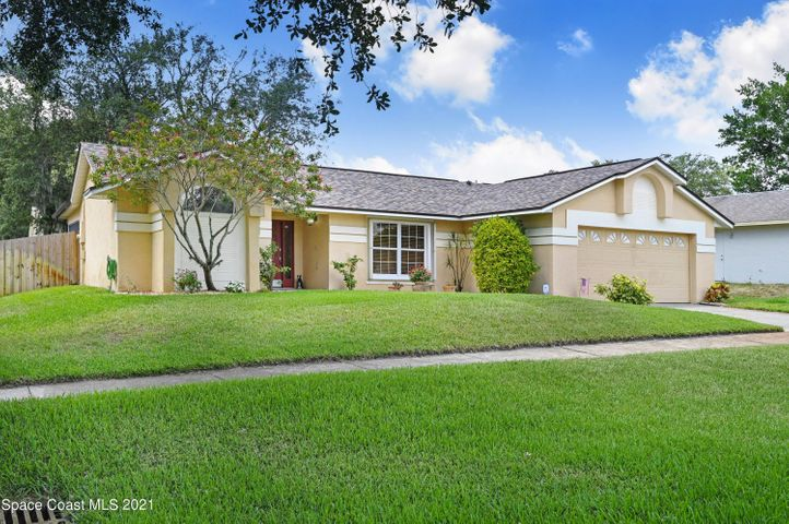 1274 Little Oak Circle, Titusville, FL 32780