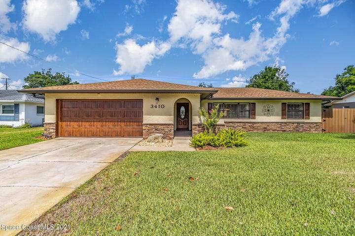 3410 Constitution Drive, Titusville, FL 32780