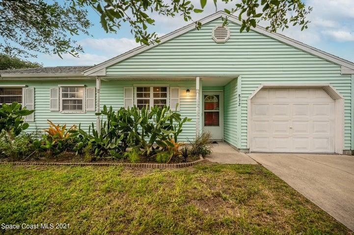 832 Wasena Avenue, Sebastian, FL 32958