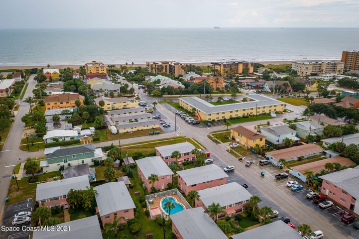 410 Monroe Avenue, 102, Cape Canaveral, FL 32920