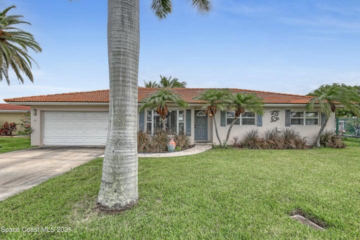 375 Dorset Drive, Cocoa Beach, FL 32931