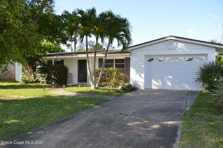 673 Bermuda Road, Cocoa Beach, FL 32931