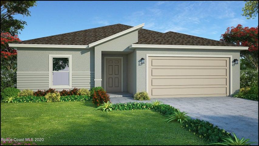 1610 Waco Boulevard SE, Palm Bay, FL 32909