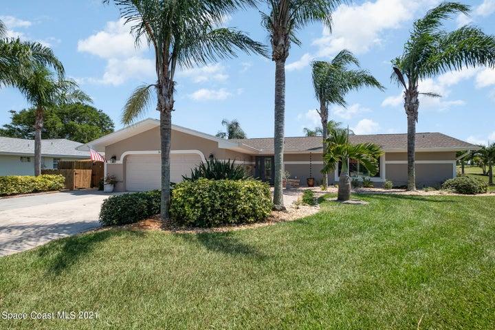 34 Fairway Drive, Cocoa Beach, FL 32931
