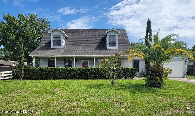 870 Andrew Street SE, Palm Bay, FL 32909