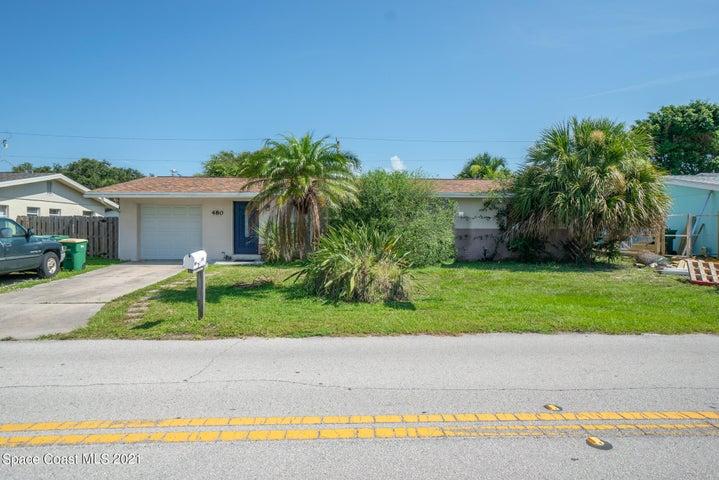 480 Cassia Boulevard, Satellite Beach, FL 32937