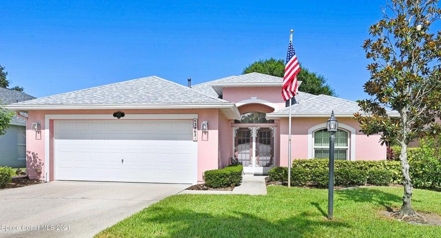 3862 San Miguel Lane, Rockledge, FL 32955