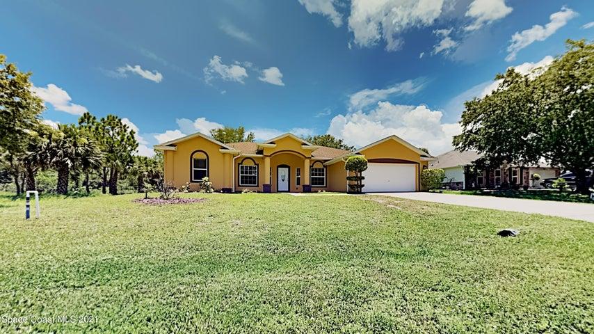 2845 Tishman Road SE, Palm Bay, FL 32909