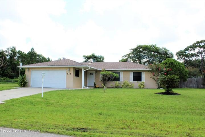 855 Trinidad Avenue SE, Palm Bay, FL 32909