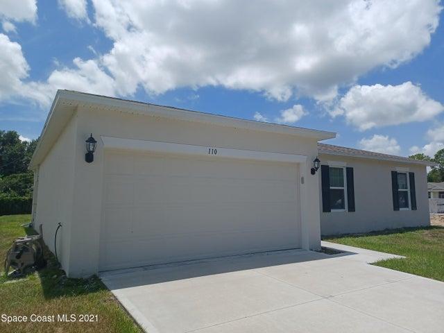 110 Crosspoint Street SE, Palm Bay, FL 32909