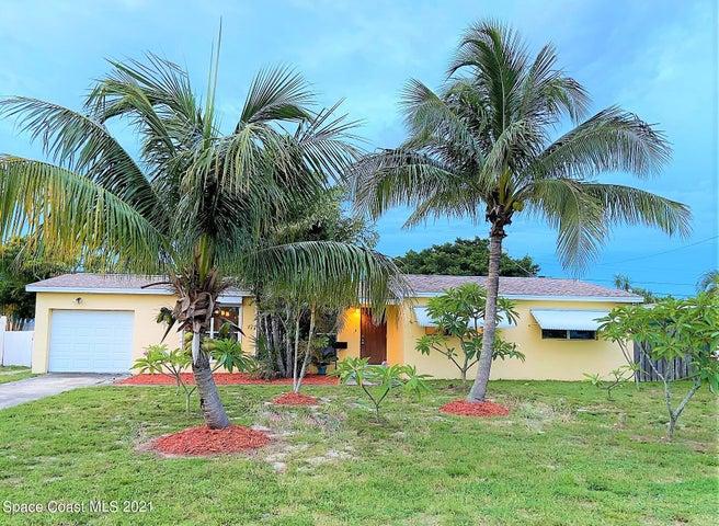 621 Sea Gull Drive, Satellite Beach, FL 32937
