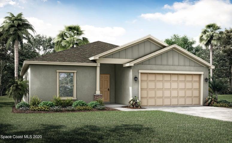 431 Brantley Street SE, Palm Bay, FL 32909