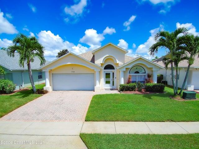 770 Sunset Lakes Drive, Merritt Island, FL 32953