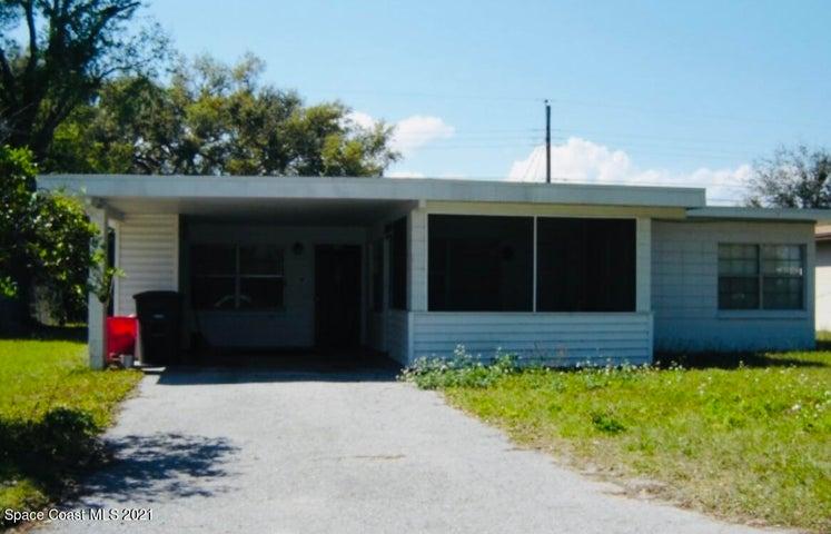 708 Walker Road, Titusville, FL 32780