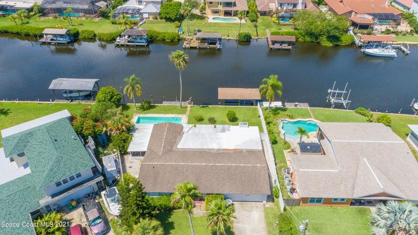 336 S Point Court, Satellite Beach, FL 32937