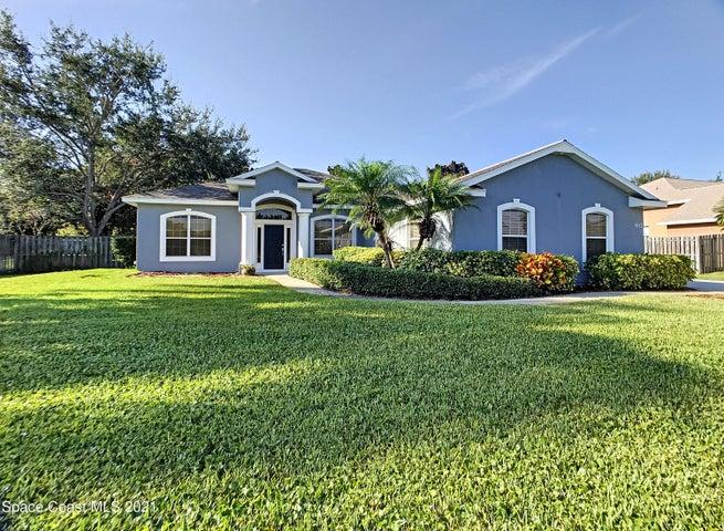 881 Spanish Cay Drive, Merritt Island, FL 32952