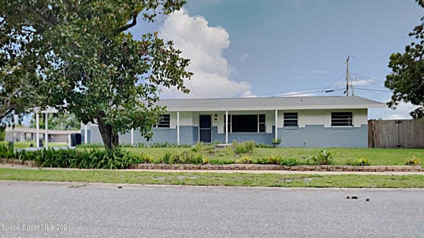 621 Mimosa Avenue, Titusville, FL 32796