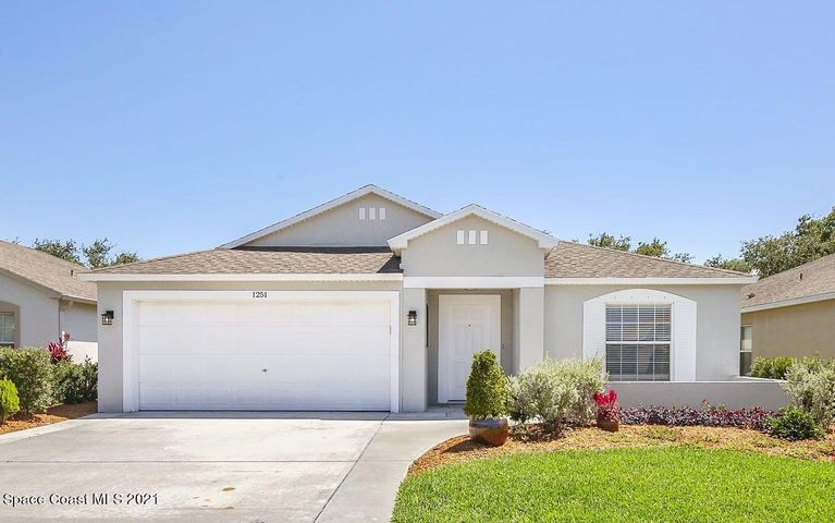 1251 Worcester Way, Rockledge, FL 32955
