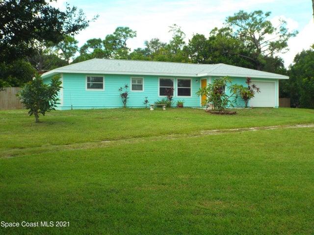5820 Old Dixie Highway, Grant Valkaria, FL 32949