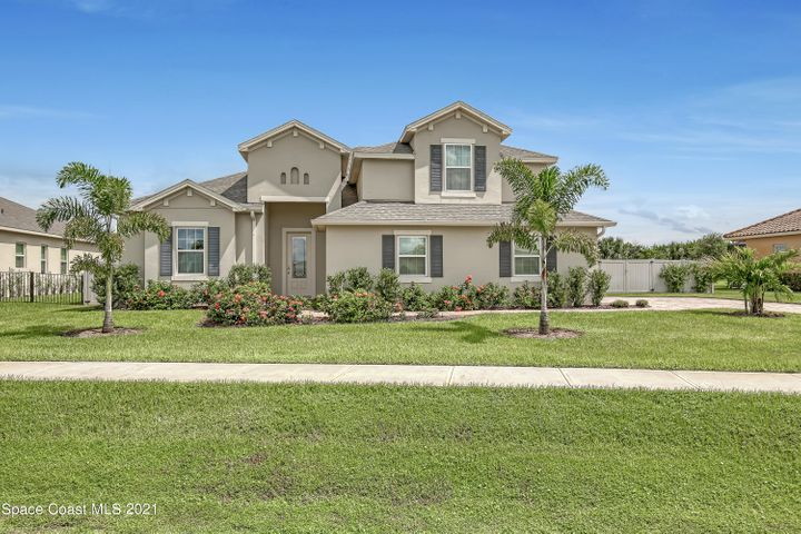 7277 Preserve Pointe Drive, Merritt Island, FL 32953