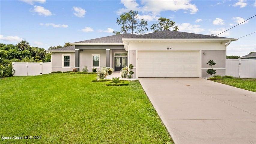 294 Ontario Street NW, Palm Bay, FL 32907