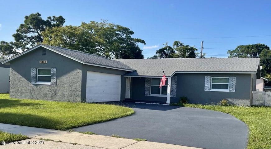 3160 Argyle Road, Titusville, FL 32796