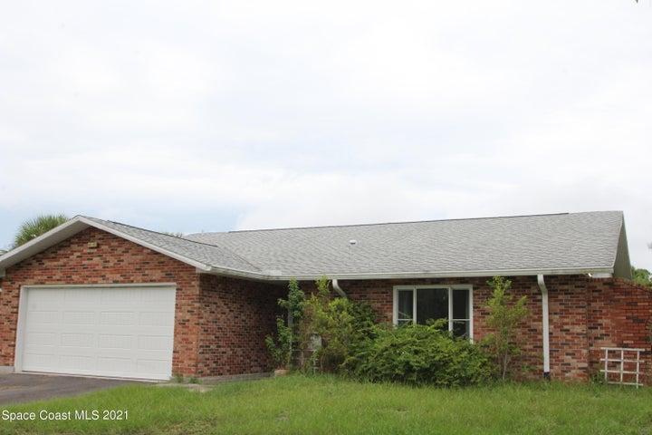 4010 Pepper Tree Street, Grant, FL 32949